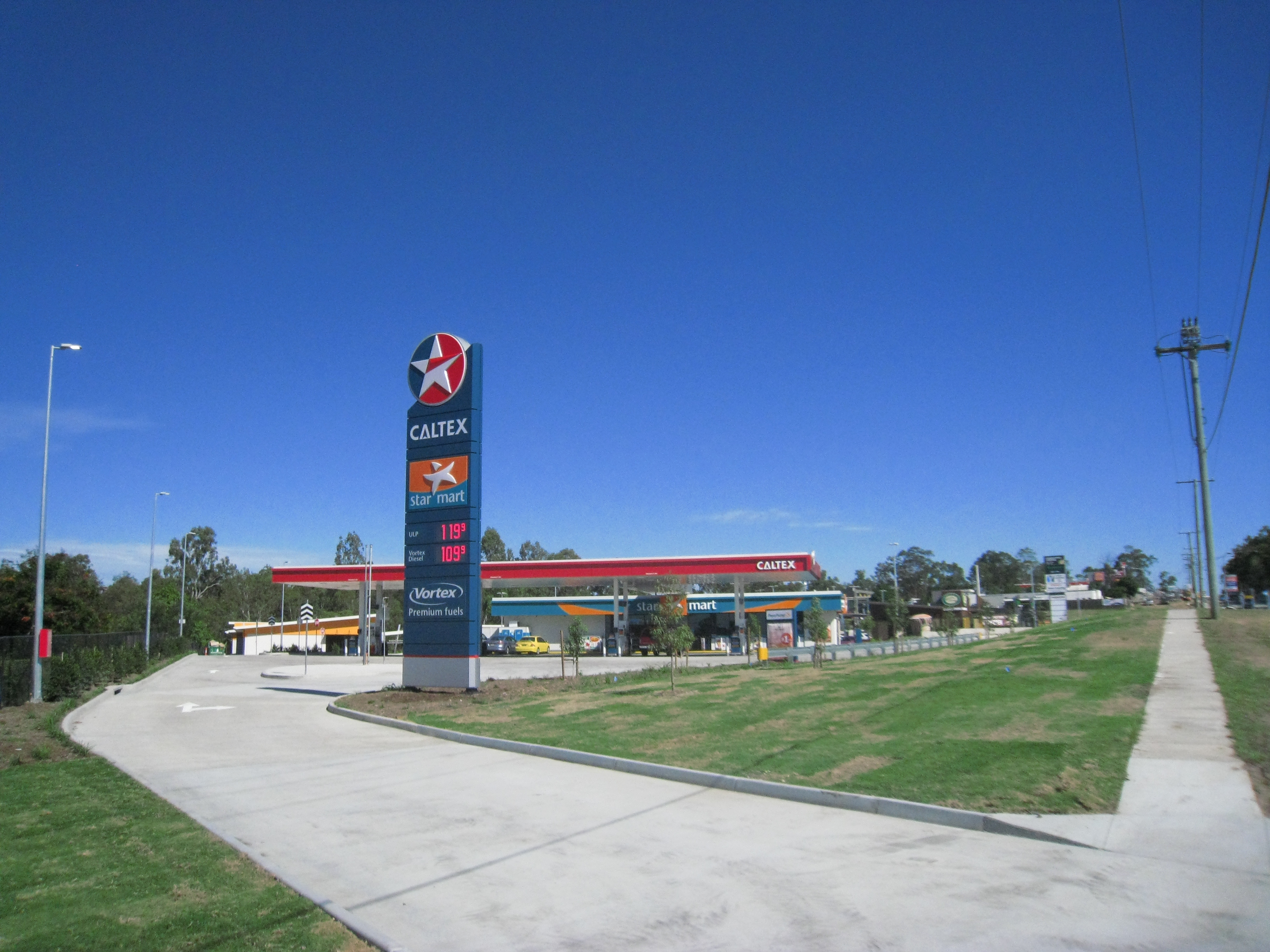 Yamanto Village Caltex