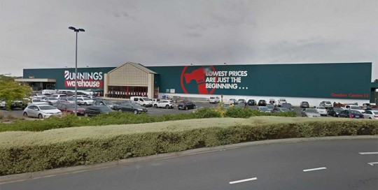 Bunnings Geelong by Gordon Corp