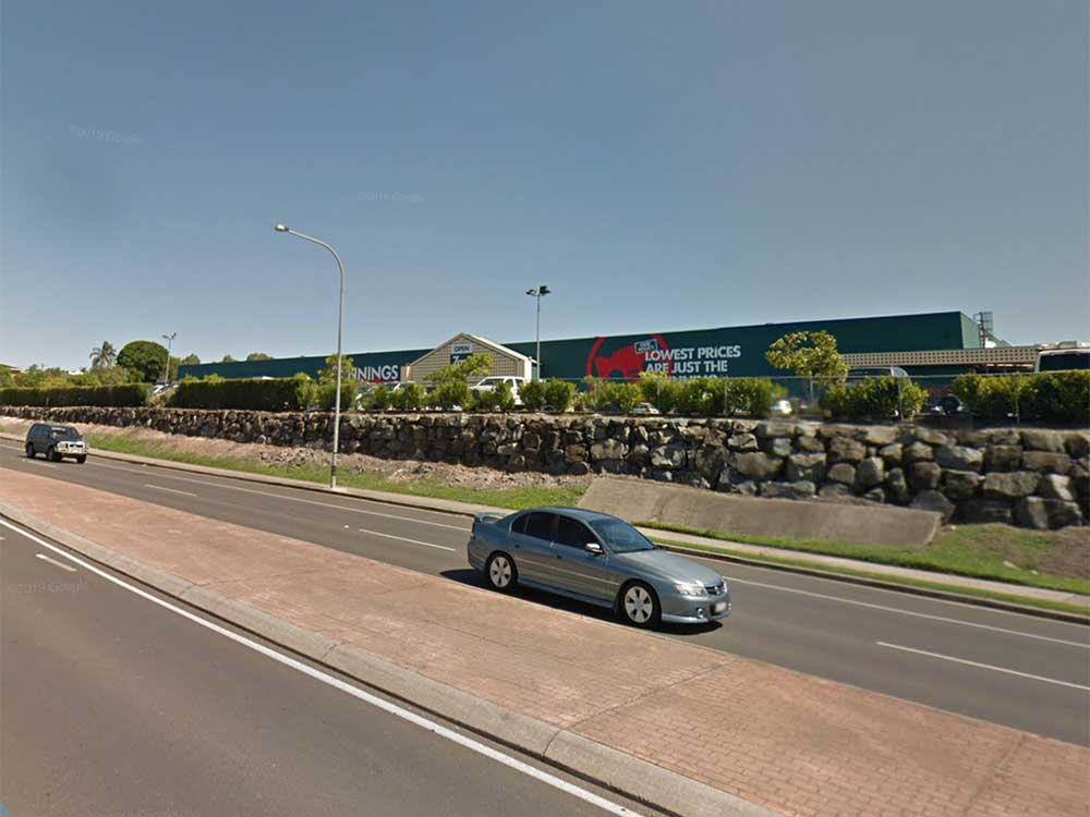 Bunnings Harvey Bay by Gordon Corp