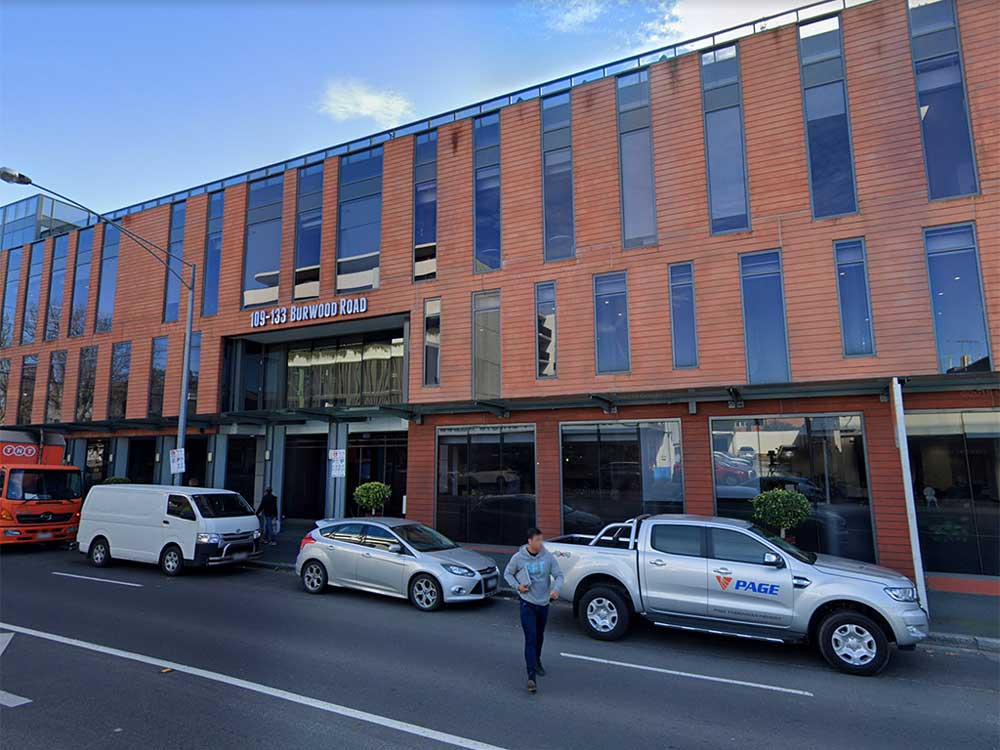 Melbourne Office Project