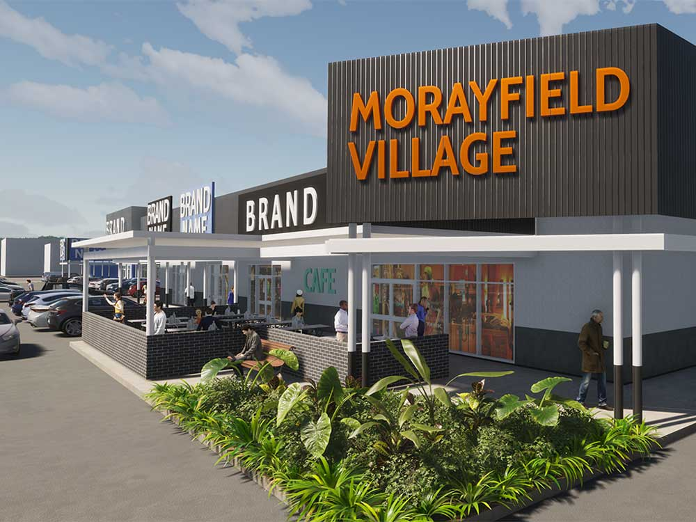 Morayfield Village by Gordon Corp