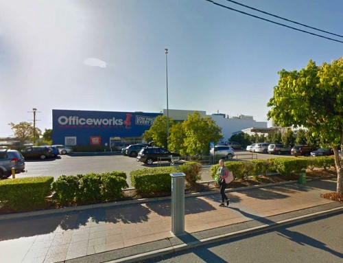 Office Works Maroochydore