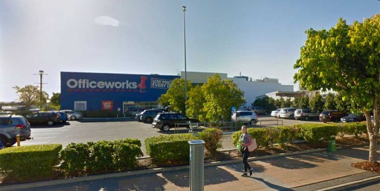 OfficeWorks Maroochydore by Gordon Corp