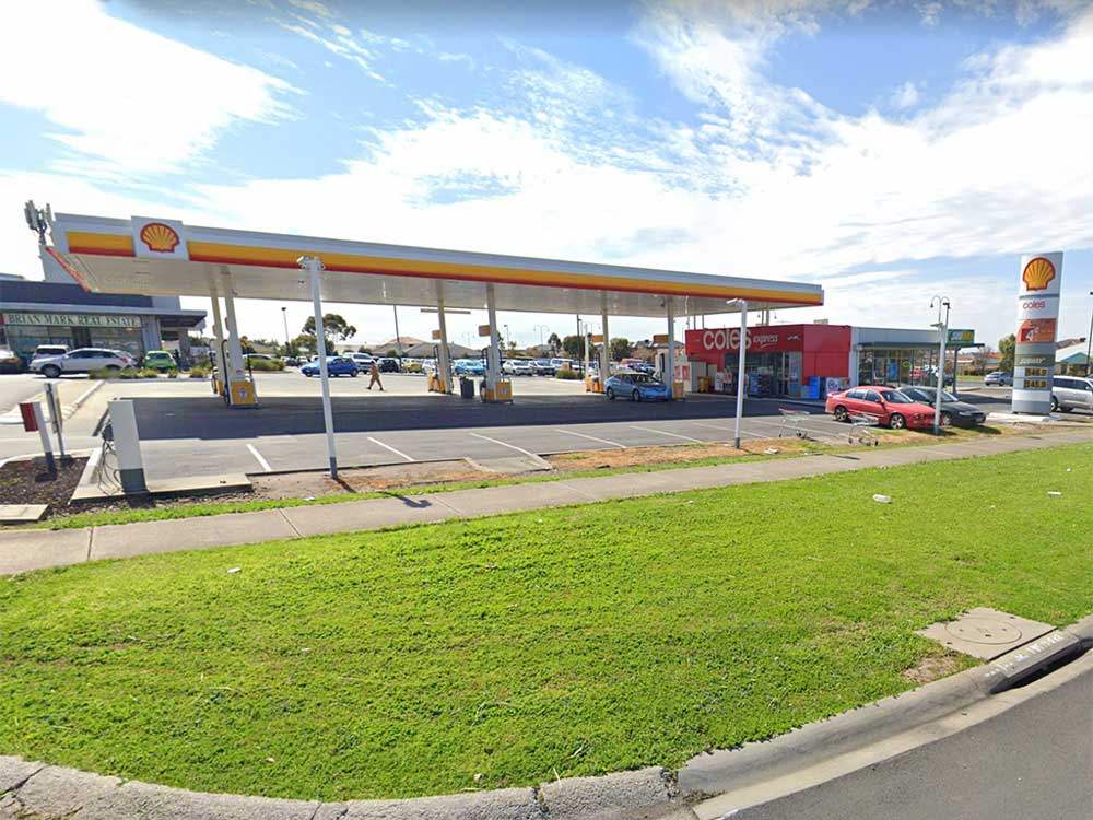 Shell Tarneit Melbourne